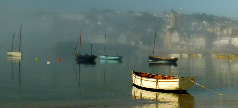 Dawn at the Harbour