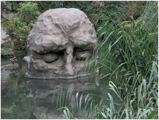 Go Sulk in Someones Else's Pond by John Wilkinson