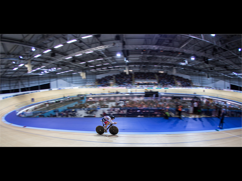 HC Derby Velodrome by Michael Poole
