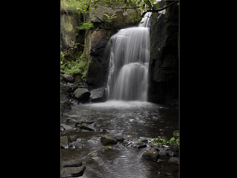 Lumsdale Falls