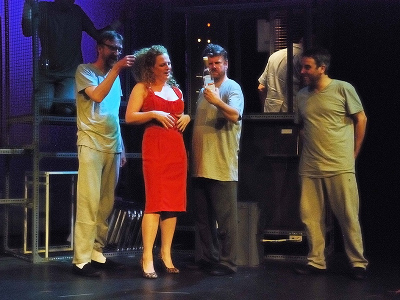 One Flew Over The Cuckoos Nest 2 Hasland Theatre Company