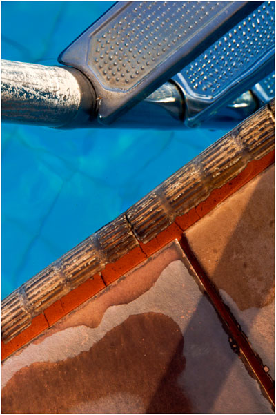 Poolside by Geoff Hicks LRPS