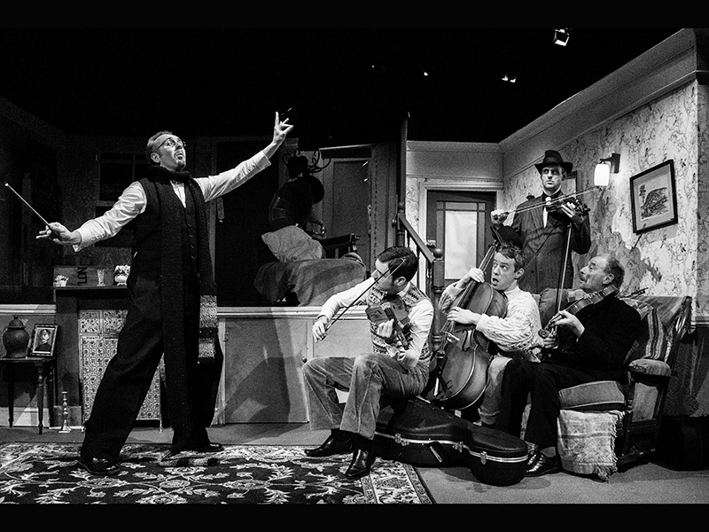 The Ladykillers 2014 Hasland Theatre Company