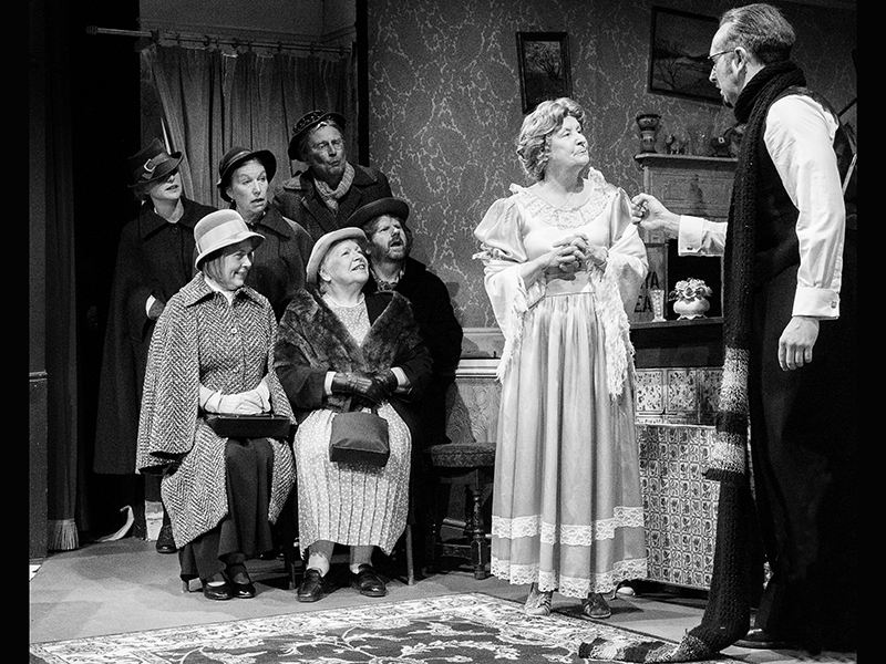 The Ladykillers 2 2014 Hasland Theatre Company