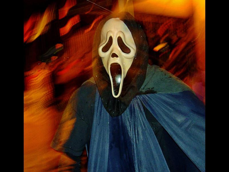 Top The Scream by John Needham