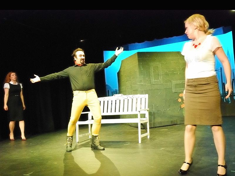 Twelfth Night 2 2011 Hasland Theatre Company
