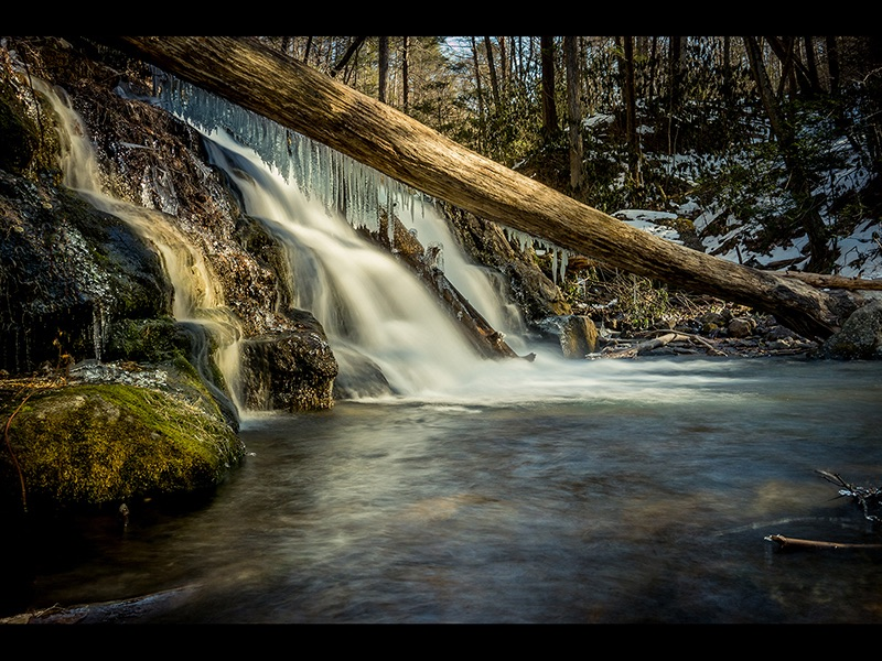 HC Falls At Delaware Watergap by Martin Duffy