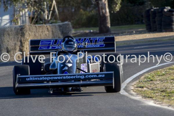 Leyburn Historic Sprints 2012