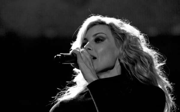 Faith Hill Performs at CMC 2012