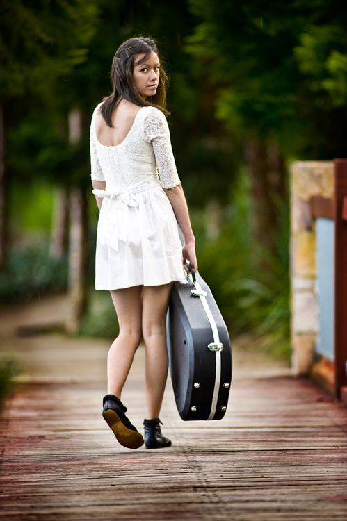 Adina Grafiti & Guitar Series