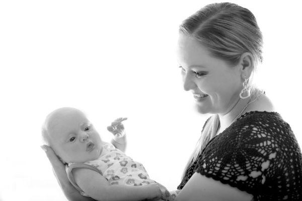 Mum & Baby Hannah
