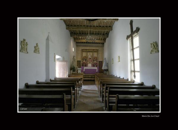 Mission San Juan Chapel