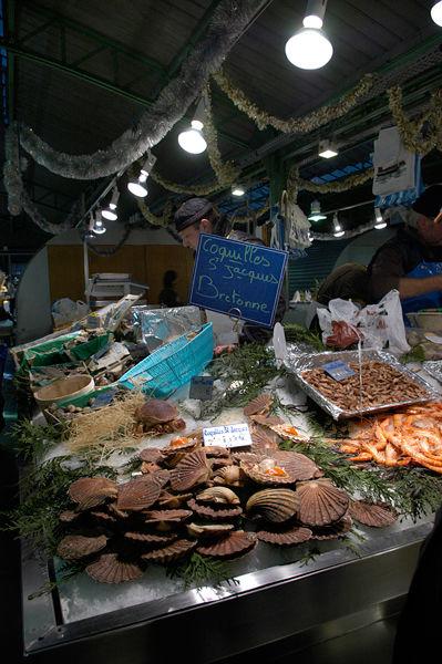 Paris Fish Markets