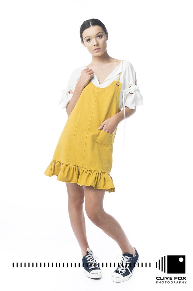 Skater Girl Dress Devils Princess Boutique CF43502