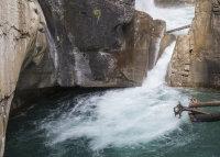 Johnson Falls, Banff National Park