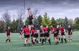 Carleton Ravens host Laval. Line out!