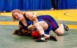 Maria Godfrey crushing opponent OFSAA 2013.