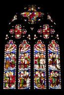 All Saints West Window