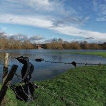 Cookham Floods 2014