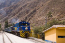 Train to Machu Pichu