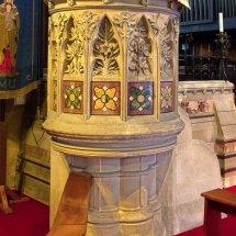 Font, All Saints, Maidenhead