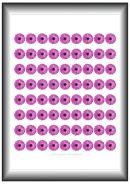 Framed Pink Gerbera after Warhol