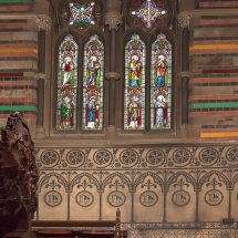 North Chancel Wall, All Saints, Maidenhead