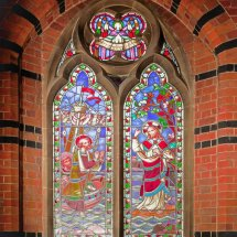 South Window, All Saints, Maidenhead