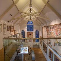 Stanley Spencer Gallery  east
