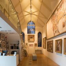 Stanley Spencer Gallery ground floor