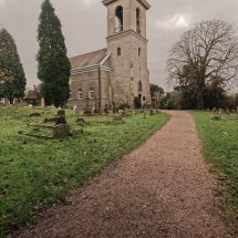 Tower, St Lawrence West Wycombe 11 2014