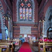 West Window, All Saints, Maidenhead