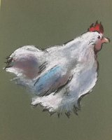 Madge (small) - SOLD