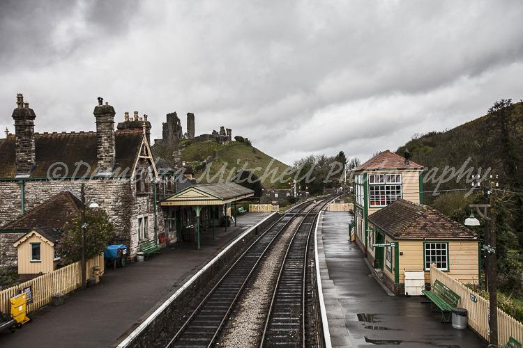 Corfe Castle Station, Dorset