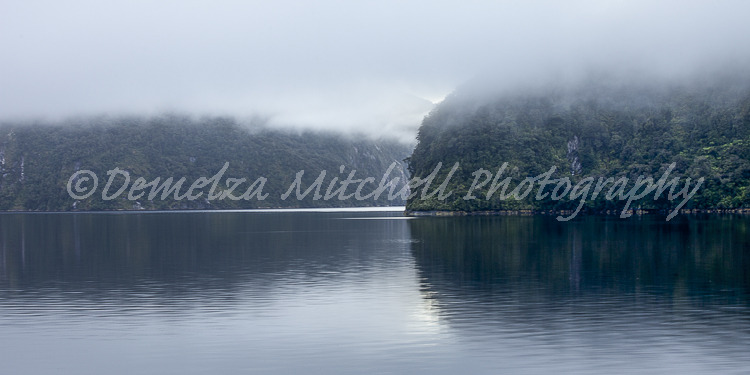 Morning mist - Doubtful Sound