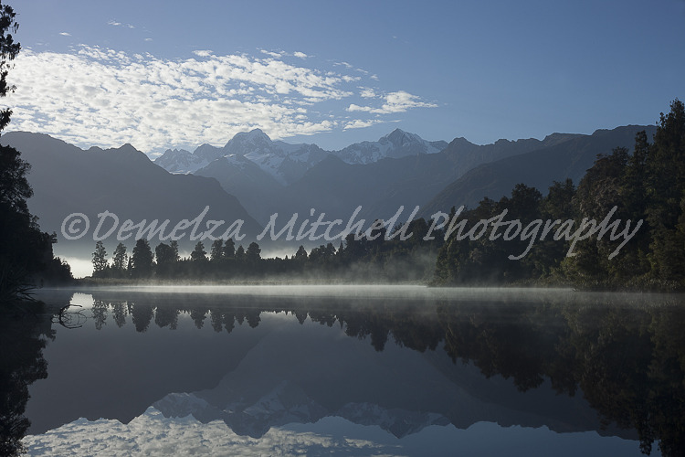 Dawn Reflections, Lake Matheson