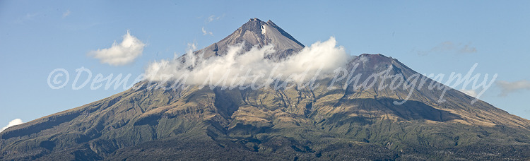 Cloud shadows - Taranaki/Mt Egmont