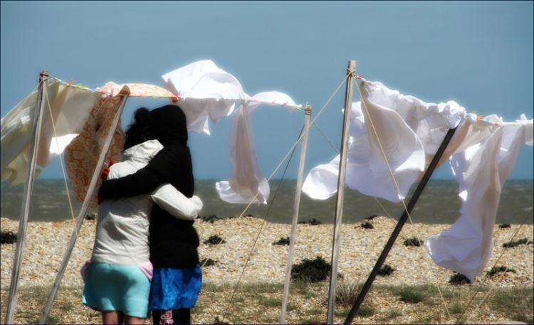 Watching Washing Dry