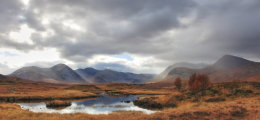 The Black Mount, Rannoch Moor.