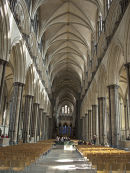 "An image from ""Salisbury Cathedral"""