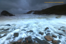 SEASCAPES - LOCHS- WATERFALLS