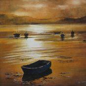 Sunrise Over Tobermory Bay Mull