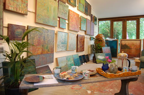 Studio/Gallery June 2011