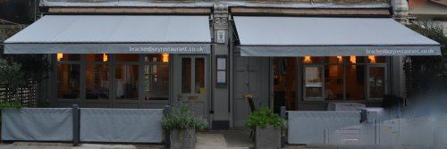 The Brackenbury Restaurant  London W6 from Oct 2014 Paintings being exhibited
