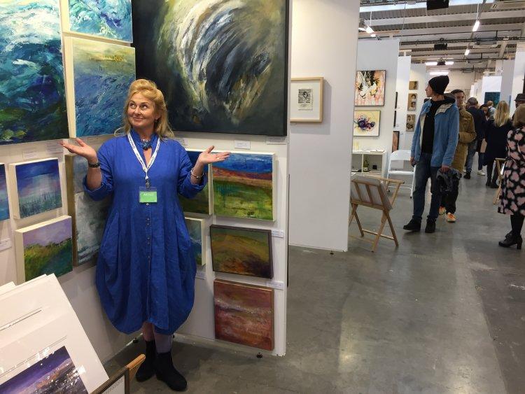 The Other Art Fair Oct 2016