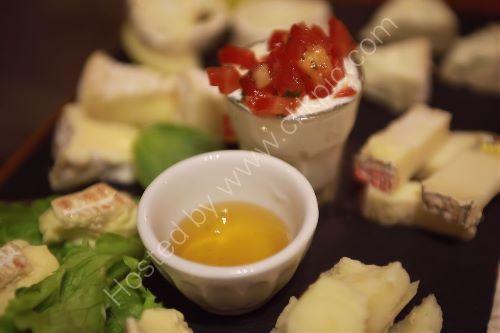 A Cheese & Honey 1