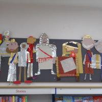 Pole brook School - Magna Carta