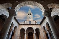 Euphrasius Basilica church in Porec