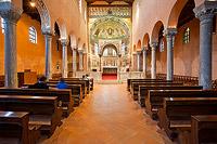 Euphrasius Basilica in Porec