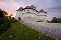 Veliki Tabor castle in Zagorje, Croatia